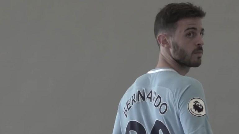 Primeiras palavras de Bernardo Silva como jogador do City