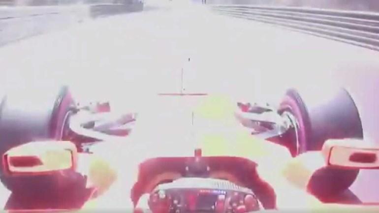 A 'voar' entre os rails do Mónaco: foi assim a 'pole' de Räikkönen