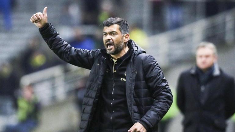 França: Sérgio Conceição poderá rumar ao Monaco, caso Jardim saia