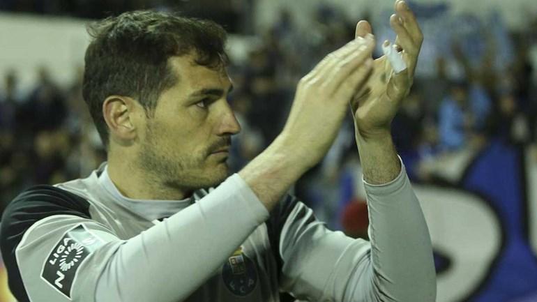 FC Porto. Estará Casillas de saída?