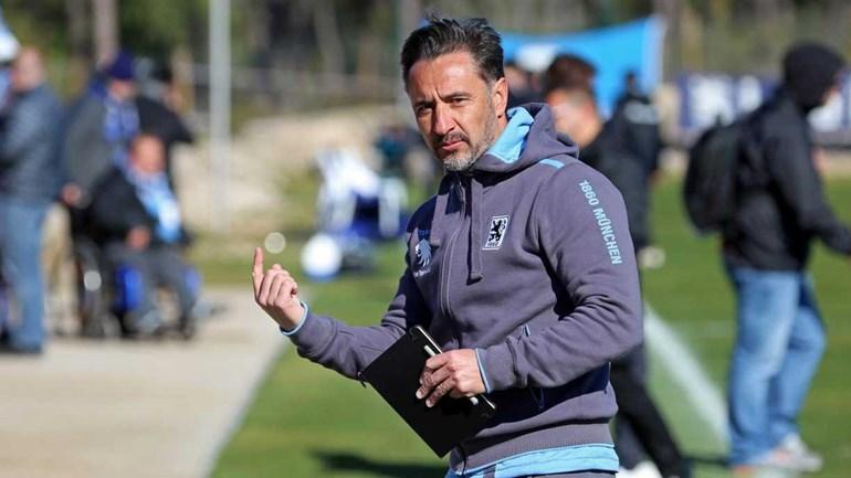 Vítor Pereira desce à III Divisão — Alemanha