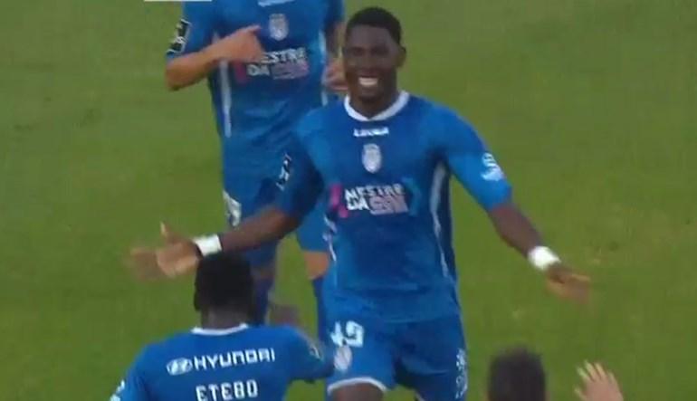 Melhores momentos do V. Guimarães-Feirense