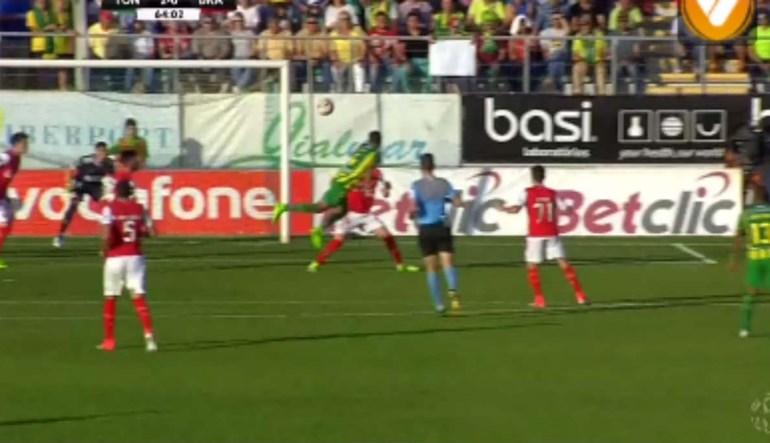 Capitão Kaká mostra como se mantém o Tondela na Liga NOS