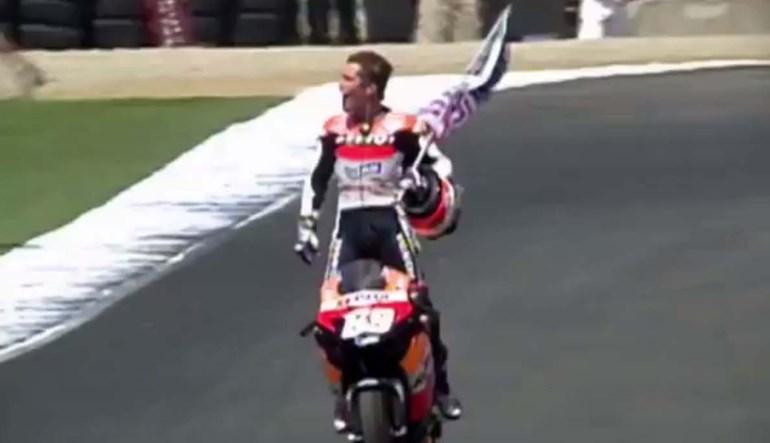 Os gloriosos momentos de Nicky Hayden na sua passagem pela MotoGP