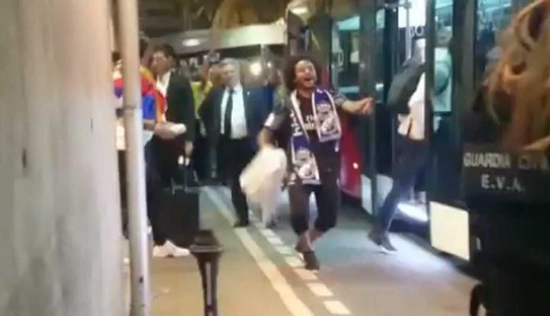 Se é para dar bailinho, não há como Marcelo!