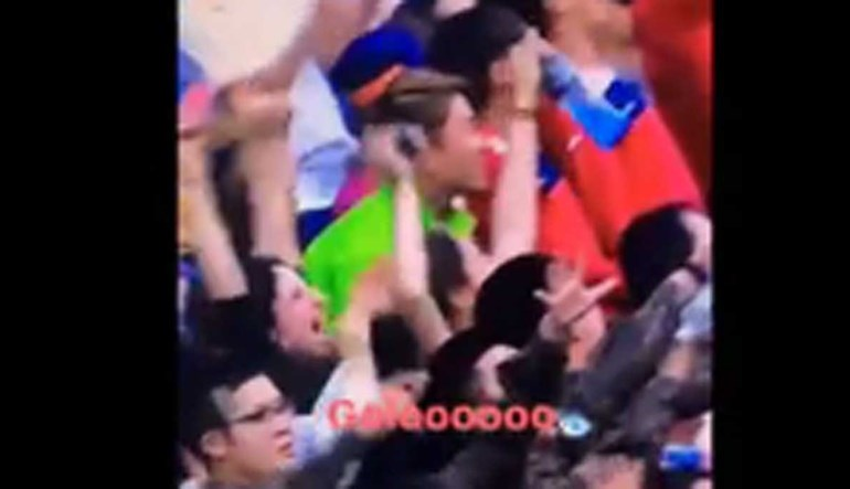 Renato Sanches celebra vitória dos Sub-20: «Olha o 'peixezinho'»