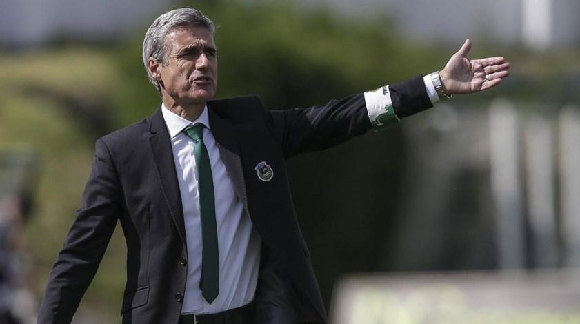 Luís Castro: «Jogadores foram inexcedíveis»