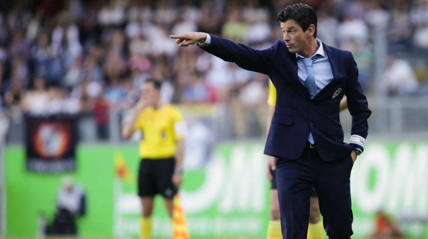 Nuno Manta quer consolidar o Feirense na Liga NOS