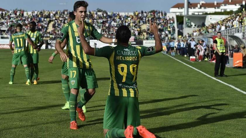 Tondela-Sp. Braga, 2-0