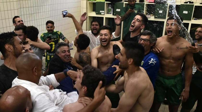 Tondela volta a operar um 'milagre' e o Arouca desce à Segunda Liga