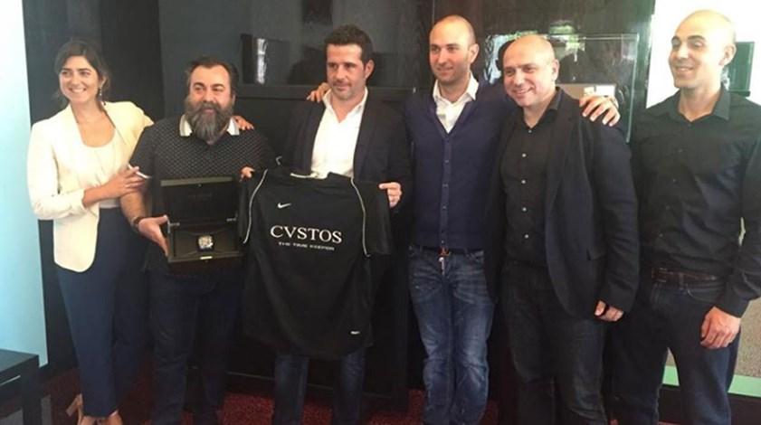 Marco Silva não está no Porto mas sim em Genebra