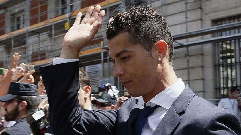 Fisco espanhol confirma suspeitas a Ronaldo mas sobe valor para 15 milhões de euros