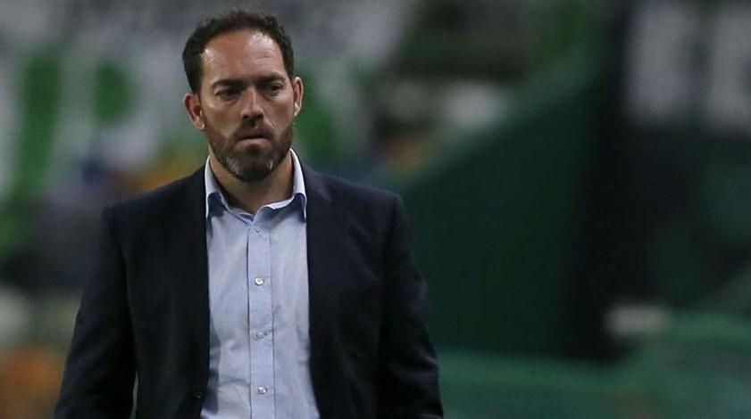 Ricardo Soares: «Foi um orgulho enorme ter sido treinador deste grandioso clube»