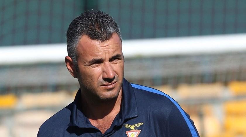 Ivo Vieira: «É preciso ter plantel para conseguir subir»