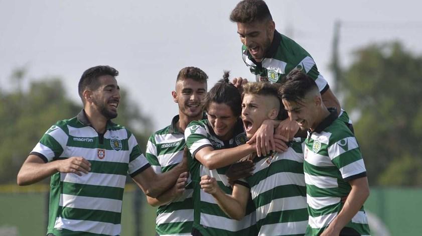 Sporting sofre para vencer o Sp. Braga