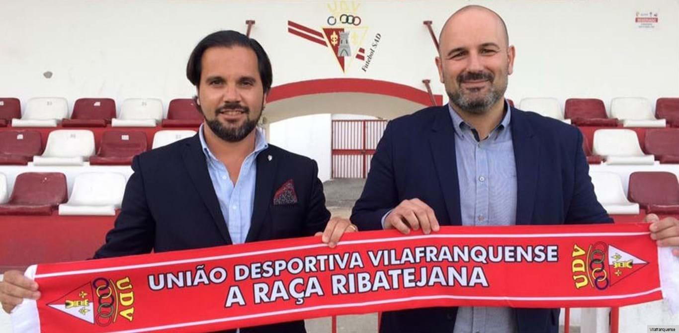 Vilafranquense apresenta POR-IT Sports Management como novo investidor