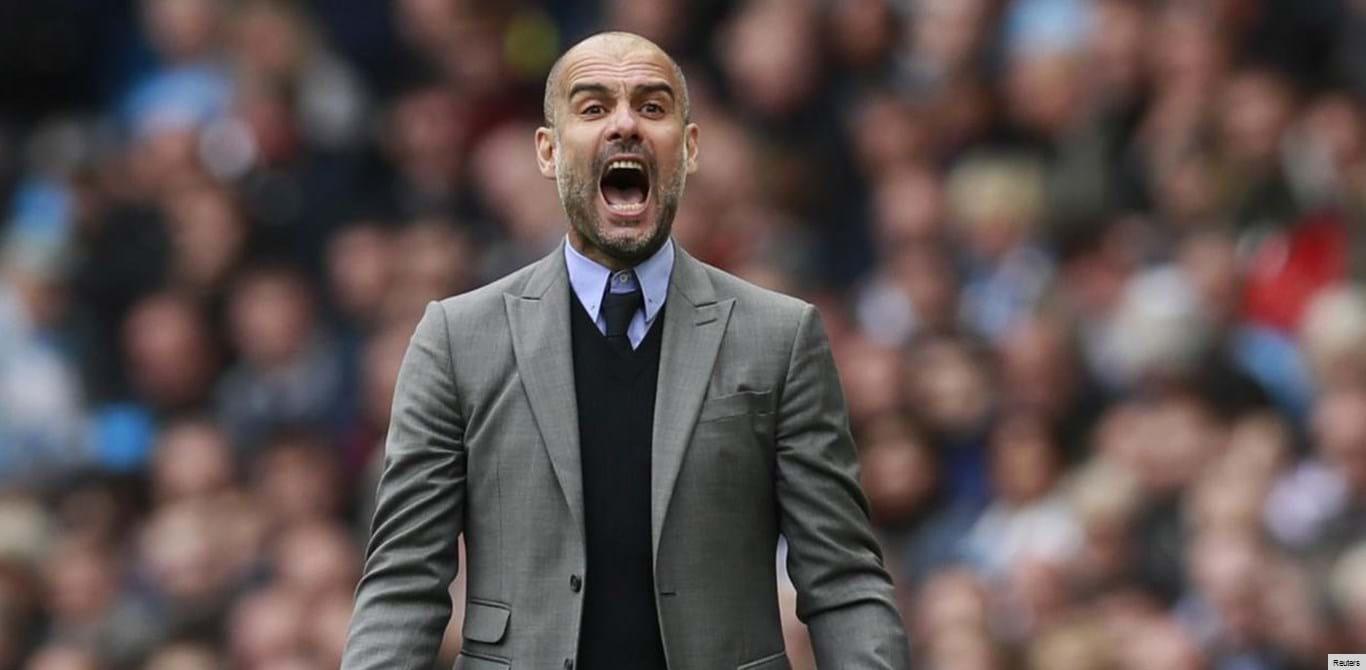 Guardiola mostra-se contente com o esforçodo City no mercado