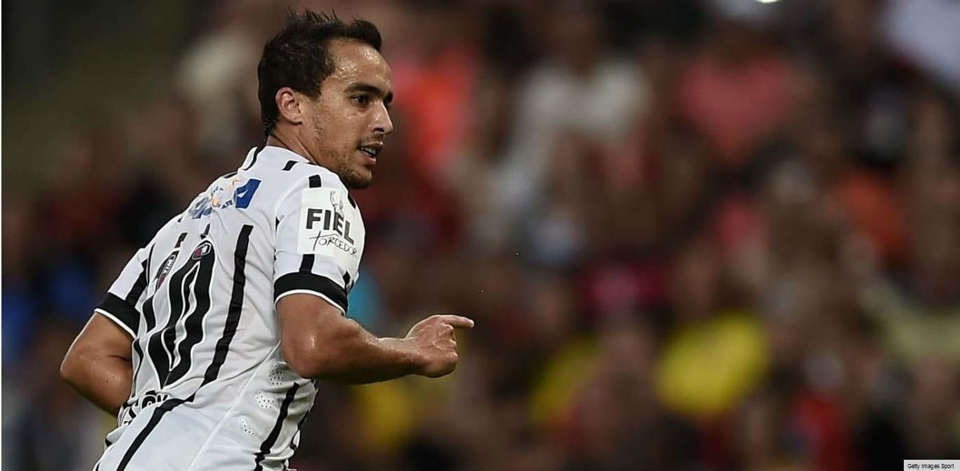 Golo de Jadson reforça liderança do Corinthians no Brasileirão