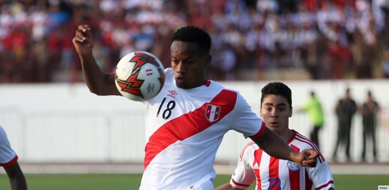 Carrillo para render Guerrero na seleção