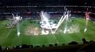 Festa do Real Madrid no relvado