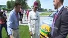 Hamilton igualou Senna e acabou por ter esta surpresa