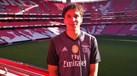 Krovinovic já deixou uma mensagem aos adeptos do Benfica