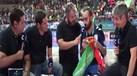 Ricardinho recordou vítimas de Pedrógão Grande após título espanhol