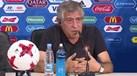Fernando Santos: «Jogar bonito e não ser campeão europeu? Nada interessado...»