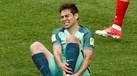 FPF revela que Raphaël Guerreiro tem uma contusão no pé esquerdo