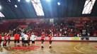 Equipa de hóquei do Benfica recebida em festa na Luz após faltar ao clássico