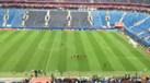 Fernando Santos voltou a dar trabalho aos jogadores no final do jogo