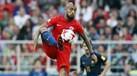 Má tradução transformou declarações de Vidal em críticas a Ronaldo