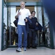 José Mourinho: «É uma honra defrontar o Real Madrid na Supertaça»