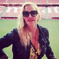 Madonna muda-se para Portugal para que o filho jogue no Benfica
