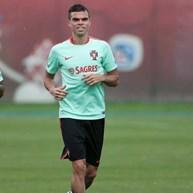 Titulares com o México poupados no último treino de Portugal em Kazan