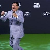 Maradona: «Gostava que o Ronaldo fosse argentino»