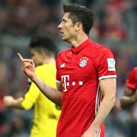 Lewandowski está desiludido em Munique