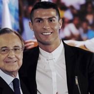 Florentino: «Ronaldo tem contrato e tem de cumpri-lo»