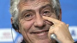 Além de Pizzi, também Fernando Santos encontrou alguém com o seu nome