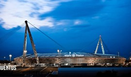 Estádio da Juventus passa a chamar-se Allianz Stadium