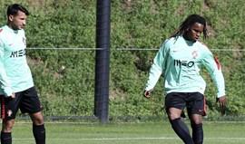 João Carvalho: «Tenho contrato com o Benfica e em princípio devo fazer a pré-época»