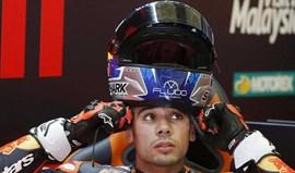 Moto2: Miguel Oliveira larga do 9.º lugar em Itália