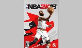 Kyrie Irving protagoniza a capa de NBA 2K18