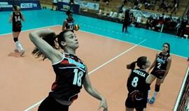Seleção feminina soma novaderrota no apuramento para o Mundial