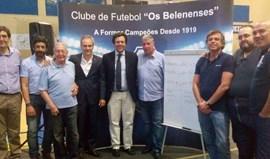Patrick Morais de Carvalho reeleito presidente