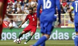 Crónica do Portugal-Chipre, 4-0: Dois tiros de aviso