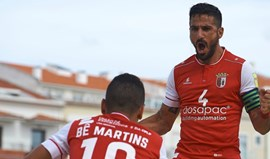 Sp. Braga vence final da Euro Winners Cup