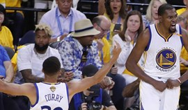 Warriors voltam a dominar Cavaliers e lideram final por 2-0
