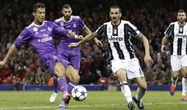 Ronaldo e mais sete do Real Madrid no plantel do ano da Champions