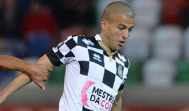 Médio anglo-argelino Aymen Tahar regressa ao Boavista